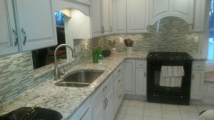 Complete Kitchen Remodel with Opening to Den and Additional Storage, Rockville, MD