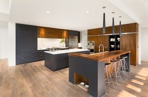 Design Ideas For The End Of Kitchen Islands