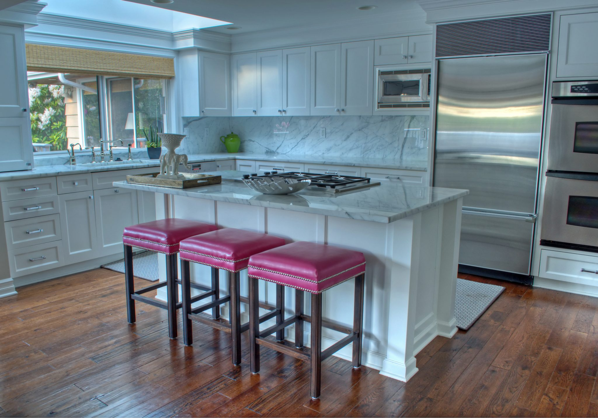 Live Life With Color - Magazi Kitchens & Baths