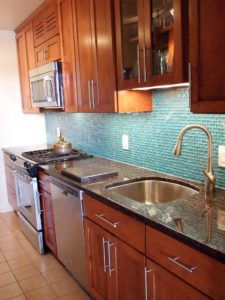 Galley Kitchens