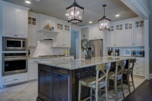 Selecting Metal Finishes for Kitchens and Bathrooms